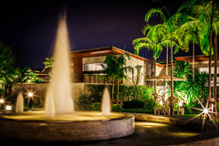 Garden fountain Stock Photos