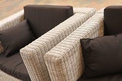 Garden furniture Royalty Free Stock Photos