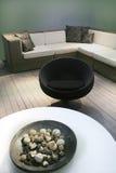Garden furniture Stock Image