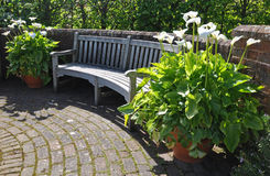 Garden furniture Royalty Free Stock Images