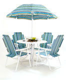 Garden furniture Stock Photos