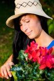 Garden gardening Stock Photo
