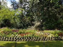 Garden of gardens royalty free stock photo