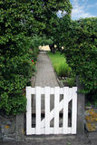 Garden Gate Stock Photography