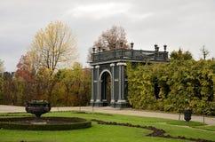 Garden Gate in Schönbrunn: Vienna, Austria Royalty Free Stock Image
