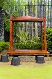 Garden Gazebo Royalty Free Stock Photos