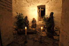 Garden of Gethsemane Stock Photos