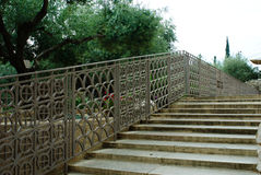 Garden of Gethsemane,Jerusalem royalty free stock photo