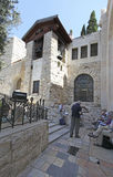 Garden of Gethsemane in Jerusalem, Israel Stock Photos