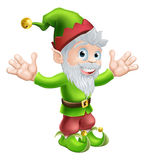 Garden gnome or elf Royalty Free Stock Photos