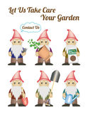 Garden Gnome Royalty Free Stock Photo