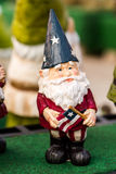 Garden gnomes Stock Photo