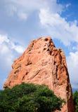 Garden of the Gods. Park in colorado springs, colorado Stock Photography