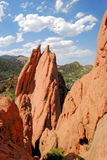 Garden of Gods Stock Photography