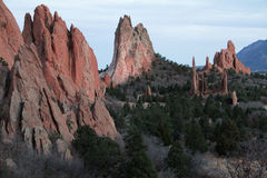 Garden of the Gods Stock Photos