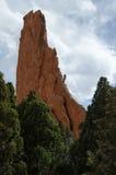 Garden of the Gods, Colorado Springs, Colorado Stock Images
