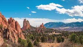 Garden of the Gods, Colorado Springs, Colorado, USA