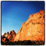 Garden of the Gods Stock Images