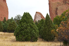 Garden of the Gods Park, Colorado Royalty Free Stock Photo