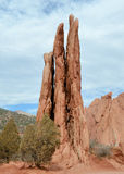 Garden Of The Gods Three Graces Royalty Free Stock Photography
