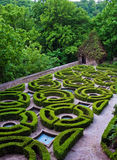 Garden green Royalty Free Stock Image