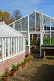 Garden greenhouse's. Stock Photo