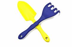 Garden hand tools Stock Image
