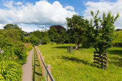 Garden Hill Top House Near Sawrey Lake District former village home to Beatrix Potter. Near Hawkshead Stock Photos
