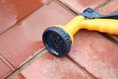 Garden hose. Stock Images