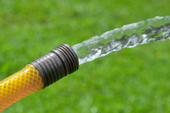 Garden Hose Royalty Free Stock Photo