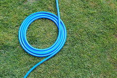 Garden  hose . Royalty Free Stock Photos