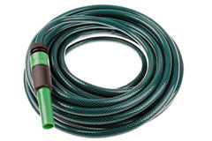 Garden hose Royalty Free Stock Images