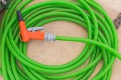 Garden hose Stock Photography