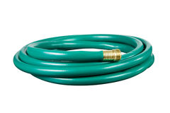 Garden Hose Isolated Stock Photos