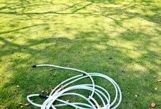 Garden hose Stock Photo
