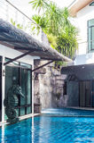 Garden Hotel Phuket Island Stock Photos