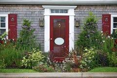 Garden House stock photography
