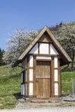 Garden house in Hagen Royalty Free Stock Images