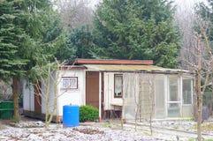 Garden house Royalty Free Stock Photo