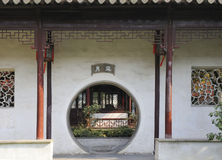 Garden of the Humble Administrator, Suzhou, China Stock Images