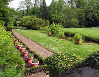 Free Garden In French Park Stock Photography - 769742
