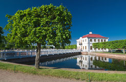 Free Garden In Peterhof Royalty Free Stock Image - 9744326