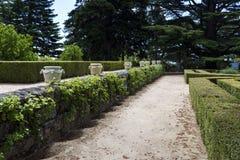 Garden of the Infanta. Stock Image