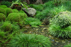 garden japanese Στοκ εικόνα με δικαίωμα ελεύθερης χρήσης
