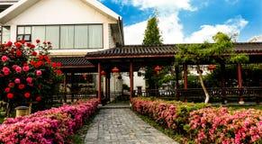 Chinese garden King Royalty Free Stock Image