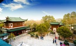 Chinese garden King Royalty Free Stock Photos