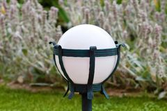 Garden lamp Royalty Free Stock Photos