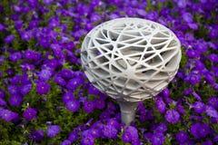 Garden lamp Stock Photos