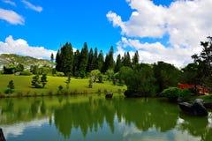 Garden Landscape Royalty Free Stock Photos