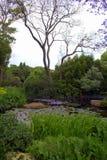 Garden Landscape Stock Photography